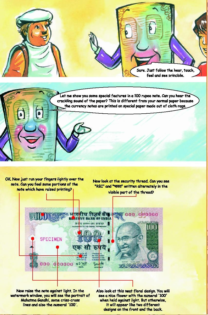 Money Kumar And Caring For Your Currency